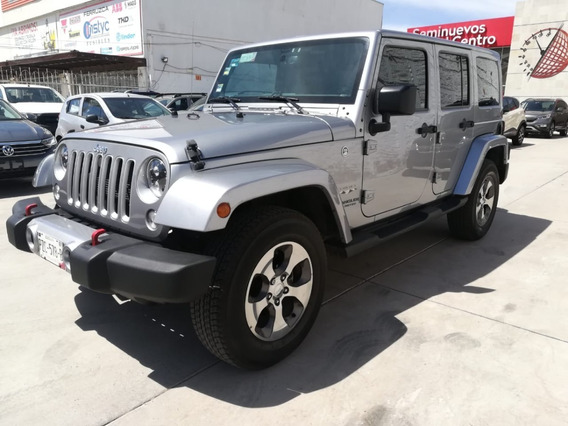 Jeep Wrangler 2016 Unlimited Sahara