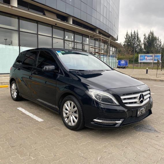 Mercedes Benz Clase B 1.6 B200 City 156cv
