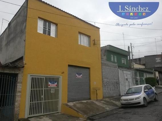 Salão Comercial Para Locação Em Itaquaquecetuba, Vila Miranda, 1 Banheiro - 180516a_1-949179