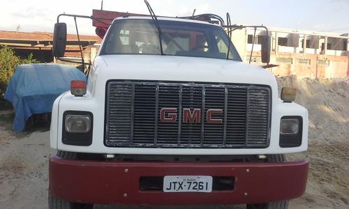Caminhao Gmc  12170 2000 Com Munck