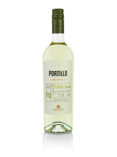 Vino Portillo Sauvignon Blanc - Bodega Salentein Argentina