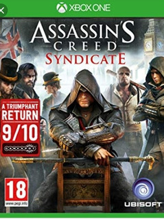Assassins Creed Syndicate Offline Xbox One