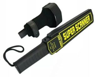 Detector De Metales Super Scanner