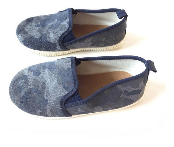 Zapato Pancha Alpargata Zara Talle 22 Nene - Como Nuevo