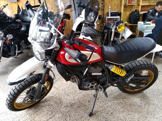 Motofeel Ducati Scrambler Desert Sled