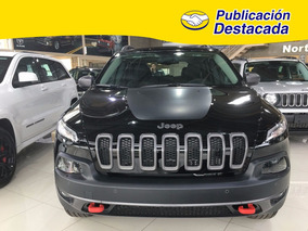 Jeep Cherokee Trailhawk 0km 2017 Motor Diesel Financiación