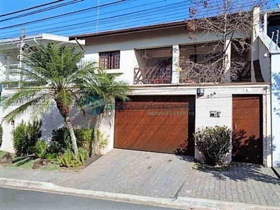Casas Para Venda Parque Alto Taquaral, Casas Para Venda Em Campinas - Ca02075 - 34205388