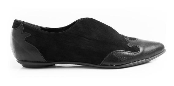 Zapatos Mujer Chatitas Slipper Dama Zuecos Cuero Ecológico