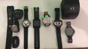 Relógios Diversas Marcas (armani, Diesel, Polar E iPod Nano)