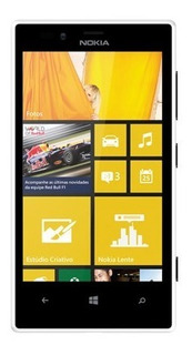 Celular Nokia Lumia 720 Branco Defeito Botao Power.