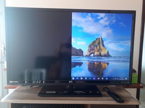 Tv Toshiba Led 40 Modelo Le4056 - C/ Defeito (vendo Peças)