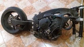 Moto R1 2013 Para Retirar Peças, Sucata Baixada No Detran