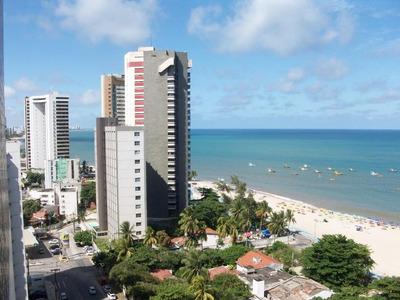 Flat Em Candeias, Jaboatão Dos Guararapes/pe De 37m² 1 Quartos Para Locação R$ 1.600,00/mes - Fl142301