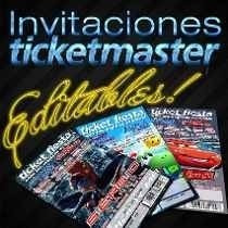 Tarjeta Invitacion Fiesta De Santo Computación En Mercado