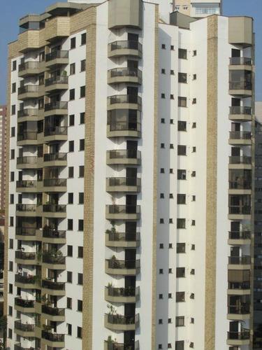 Imagem 1 de 13 de Apartamento Residencial À Venda, Tatuapé, São Paulo. - Ap4301