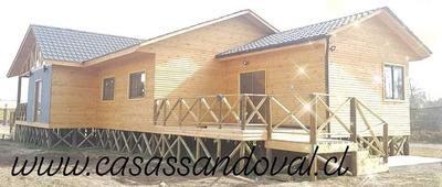 Casas Prefabricadas En La Quinta Región