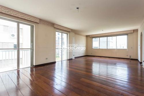 Apartamento Á Venda 4 Dorms Higienópolis, Guarulhos - R$ 6.2 Mi - V3413