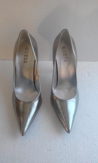 Zapatos Altos Marca Guess Nuevos Talla 37.