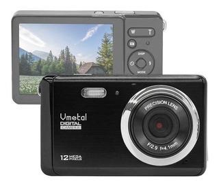Camara Digital 12mp Zoom 8x Flash Lcd 3.0 Bateria Recargable