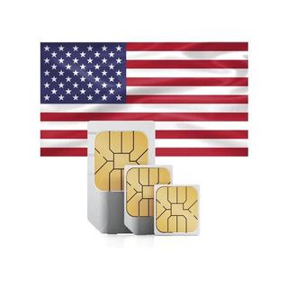 Chip Celular Internacional Eua -internet Ilimitada - 10 Dias
