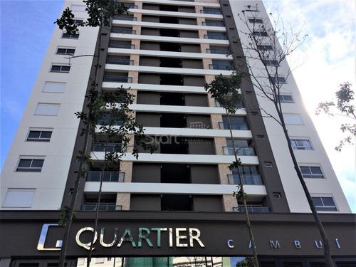 Imagem 1 de 30 de Apartamento À Venda Em Cambuí - Ap003540