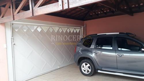 Imagem 1 de 30 de Casa Padrão Em Franca - Sp - Ca0033_rncr