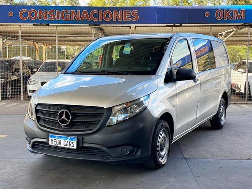 Mercedes Benz Vito 111 Cdi Furgon Mixto 4+1 2016