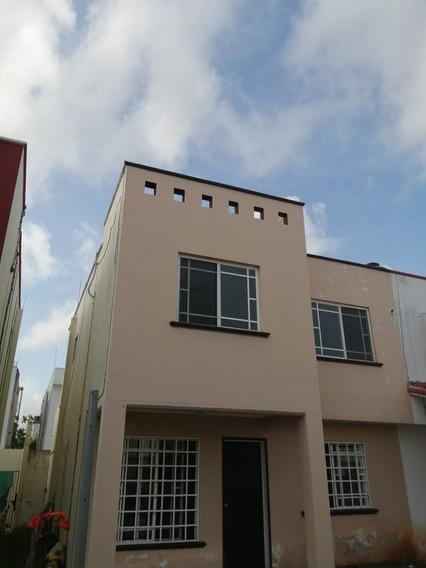 Casa En Renta Cerca De Puerto Juarez Cancun