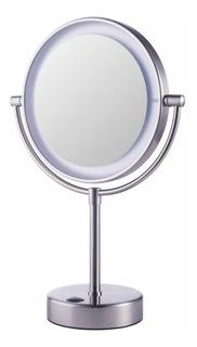 Espejo De Aumento Con Luz Led Luz De Baño Con Aumento Y Luz