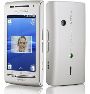 Celular Sony Ericsson X8 (telcel Y Movistar) Nuev0 + Regalo