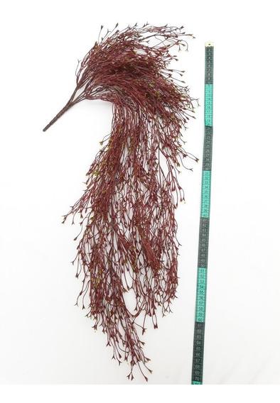 Planta Colgante Marrón/rojizo Planta Artificial Decoracion