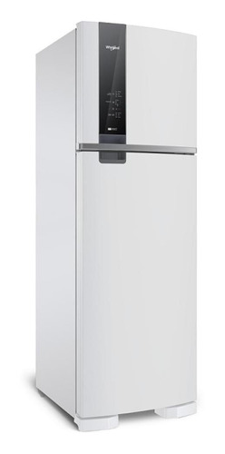 Heladera no frost Whirlpool WRM54A  blanca con freezer 400L 220V