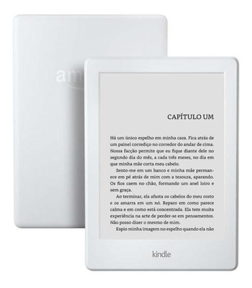 Kindle (8ª Geração) Branco Com Wi-fi, 4gb, Tela 6