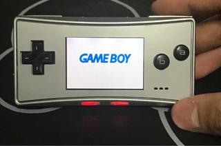 Consola Portatil Gameboy Micro (nintendo)