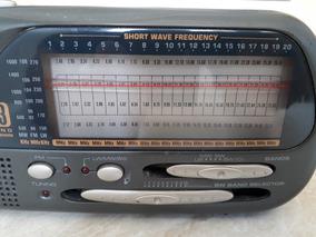Rádio Antigo 23 Faixas Lenoxx Sound- Lupa Raridades
