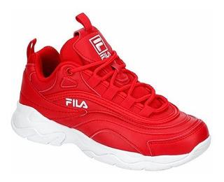 Fila Ray Red