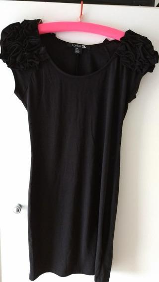 Vestido Forever21 S/p Negro