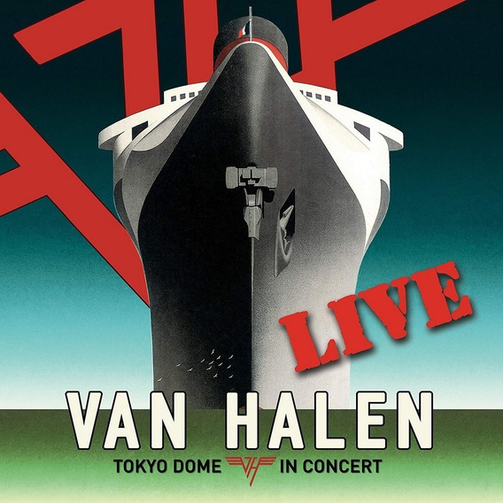 Cd Duplo Tokyo Dome Live In Concert Van Halen Import Saldo