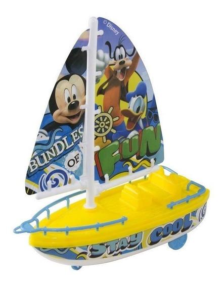 Barco A Vela Mickey Disney - Etitoys