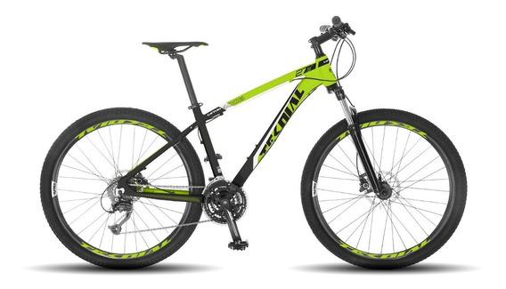 Bicicleta Mountain Bike Teknial Tarpan 400b Rodado 27,5