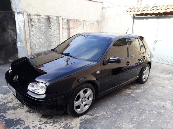 Golf 1.6 Flash Total Flex 5p Preto