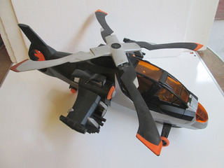 Helicoptero Am Costum Ideal Para 1/6 Gi Joe 12 Aventurero