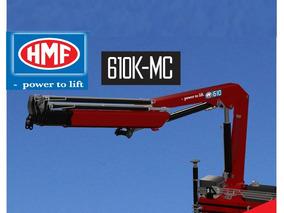 Hidrogrúas Hmf 610 K (entrega Inmediata)