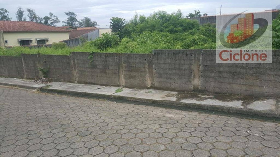 Terreno Residencial À Venda, Jardim Corumbá, Itanhaém - Te0045. - Te0047