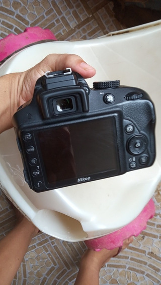 Câmera Nikon D3300+ Bolsa+ Ws Gilmar Silva