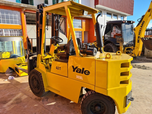 Empilhadeira Yale 4t - Diesel