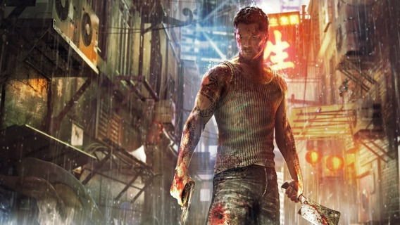 Sleeping Dogs Definitive Edition - Digital Online - Xbox One