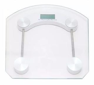 Balança Digital Vidro Temperado Banheiro Clínicas Academias