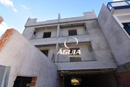 Apartamento Com 3 Dormitórios À Venda, 75 M² Por R$ 450.000,00 - Vila Eldízia - Santo André/sp - Ap2256
