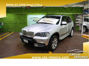 Bmw X5 2008 Blindado